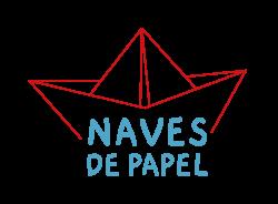 Logotipo principal Naves de papel